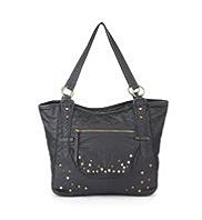 Indigo Collection Studded Shopper Bag