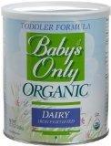 Baby'S Only Organic Toddler Formula, Dairy, Kosher Og2 12.7 Oz. (Pack Of 3)