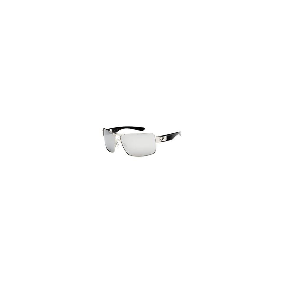 0fac0a3dcc Fox Racing Meeting Sunglasses Polished Chrome Frame Chrome Ird Lens ...