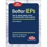 img - for Better IEPs How to Develop Legally Correct and Educationally Useful Programs book / textbook / text book