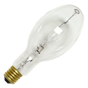 Philips 419341 High Intensity Discharge Metal Halide 400-Watt ED37 Mogul Base Light Bulb