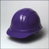ERB 19988 Omega II Cap Style Hard Hat with Mega Ratchet, Purple
