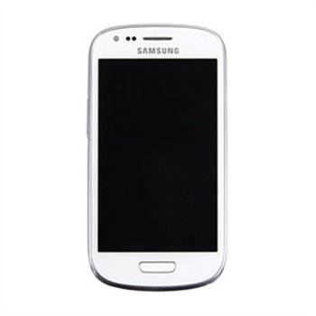 Original Samsung Galaxy S3 Mini White Front Glass Replacement