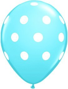 Polka Dot Baby Shower Supplies front-1080935