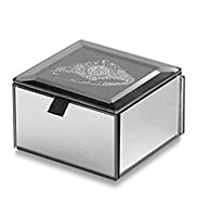 M&S Collection Glitter Ring Jewellery Box