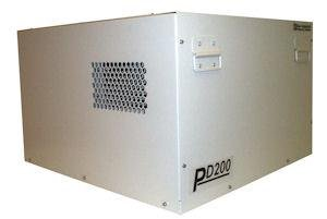 Ebac PD200 190 Pint Pool Dehumidifier With Reverse Cycle Defrosting