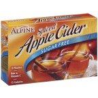 Alpine Apple Flavor Drink Mix Sugar Free Spiced Cider 7.4OZ (Pack of 24) (Bulk Apple Cider Mix compare prices)