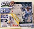 Star Wars 2011 Playskool Jedi Force Millenium Falcon with Han Solo and Chewbacca figures