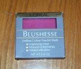 LOreal Blushesse Endless Colour Powder Blush - Cherie