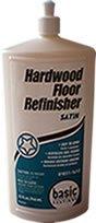 Basic 1 Qt/32 Oz Satin Hardwood Floor Refinisher