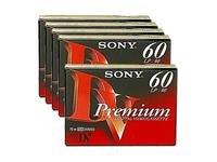 Why Choose Sony 5DVM60PRR Premium Digital Video Cassette Brick (5-Pack)