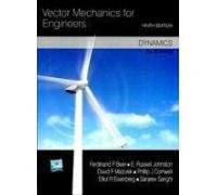 Vector Mechanics For Engineers : Dynamics (In SI Units)