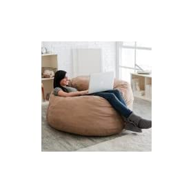 4ft Microsuede Fuf Foam Bean Bag Chair: Toys U0026 Games