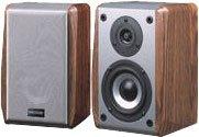 Microlab B73 Aktivbox 2-Wege Lautsprechersystem (20 Watt) Holz