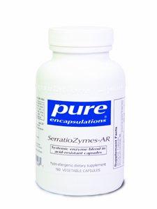 Pure Encapsulations Serratiozymes-Ar 180 Vcaps (Psz1)
