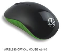 Lapcare Wired Optical Mouse L-90