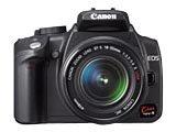 Canon EOS kiss Digital N レンズキットブラック