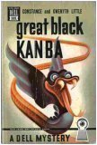 img - for Great Black Kanba (Dell, No. 181) book / textbook / text book