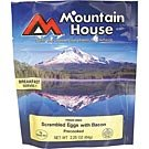 Mountain House Scrambled Eggs with Bacon - 2 Servings from Mountain House