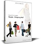 DOSCH Viz-Images: People - Shopping Mall
