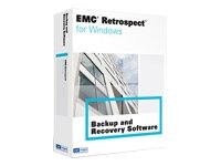 UPG EMC RETROSPECT 7.5 MULTI SERVER WINDOWS ONLY