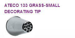 Ateco Small Grass Decorating Tip #133