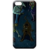 iPhone 5c covers protection High-end Awesome Look cell phone case Scooby Doo Mystery Incorporated