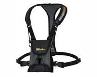 S4 Lockdown Bino Harness Black, Lg
