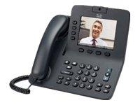 Cisco Canada CP-8945-L-K9= Unified IP Phone 8945 Slimline
