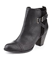 M&S Collection Ankle Boots with Insolia®