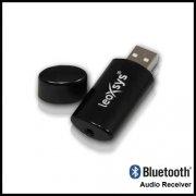 Leoxsys LB1 A2DP Bluetooth Audio Receiver for speaker,car audio system(LB1)