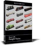 DOSCH 3D: Freight Trains
