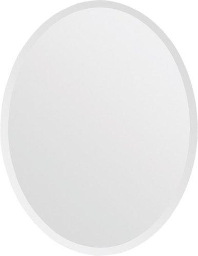 Ren-Wil Framelss Oval Mirror front-657351