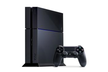 The PS4 console