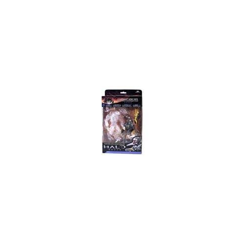 Halo Reach Series 5 Spec Ops Elite Active Camo & Grunt Figure 2