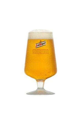 san-miguel-set-di-4-calici-da-birra-da-280-ml-4-sottobicchieri-da-birra-prodotto-marchiato-ce