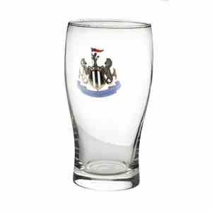 Newcastle United FC Pint Glass {Official Product}