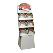 Arrowhead Mills, Graham Cracker Pie Crust Display, Made W/organic Ingr