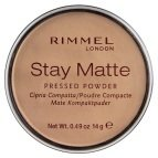 Rimmel Stay Matte Pressed Powder (012 Espresso)