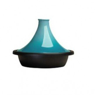 Le Creuset - Tagine - Teal Tagine Teal from LE CREUSET