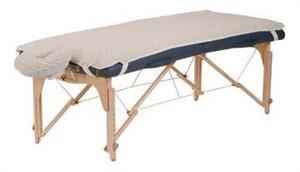 Massage Table Fleece Pad Set, 2 Pc Set front-22598