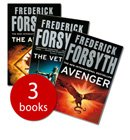 Frederick Forsyth Collection - 3 Books (Paperback) (The Afghan, The Veteran,Avenger)