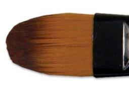 Ebony Splendor Brush Long Handle Filbert 2