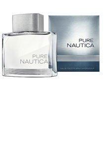 Pure Nautica Profumo Uomo di Nautica - 100 ml Eau de Toilette Spray