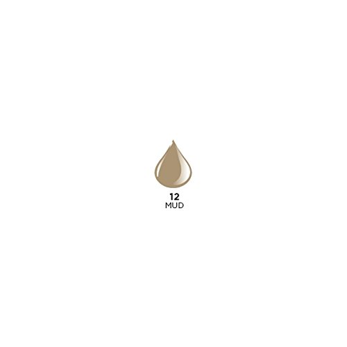 ASTRA MY FOUNDATION FONDOTINTA FLUIDO EFFETTO NATURALE 30 ML N.12 mud