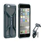 トピーク ライドケース (iPhone 6用) セット ブラック(BAG32300)
