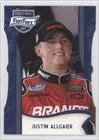 Buy Justin Allgaier (Trading Card) 2011 Press Pass FanFare Blue Die Cuts #40 by Press Pass Fanfare