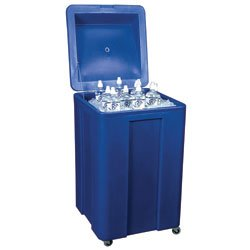 Buy Iowa Rotocast Plastics IRP-650HD Mobile Drink Cooler (144) 12 oz. Can Bottle Capacity, Heavy Duty... by Iowa Rotocast