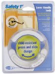 Safety 1St/Dorel The Lever Handle Lock Child Safety