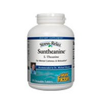 Natural Factors Stress-Relax Suntheanine -L-Theanine